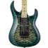 Kép 3/3 - Cort - X11QM-GRB elektromos gitár zöld burst ajándék félkemény tok