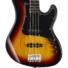 Kép 4/5 - Cort - GB34JJ-3TS elektromos basszusgitár sunburst ajándék puhatok