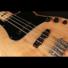 Kép 7/8 - Cort - GB54JJ-NAT elektromos basszusgitár natúr ajándék félkemény tok