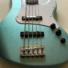 Kép 2/4 - Cort - GB55JJ-SPG 5 húros elektromos basszusgitár zöld ajándék félkemény tok