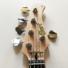 Kép 4/4 - Cort - GB55JJ-SPG 5 húros elektromos basszusgitár zöld ajándék félkemény tok