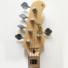 Kép 5/5 - Cort - GB55JJ-NAT 5 húros elektromos basszusgitár natúr ajándék félkemény tok