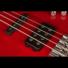 Kép 2/9 - Cort - GB74JH-TR elektromos basszusgitár piros ajándék félkemény tok