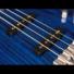 Kép 2/9 - Cort - GB74JJ-AB elektromos basszusgitár vízkék ajándék félkemény tok
