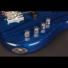 Kép 4/9 - Cort - GB74JJ-AB elektromos basszusgitár vízkék ajándék félkemény tok