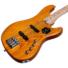 Kép 4/5 - Cort - GB74JJ-AM elektromos basszusgitár borostyán ajándék félkemény tok