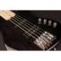 Kép 7/11 - Cort - GB75JH-TBK 5 húros elektromos basszusgitár fekete ajándék félkemény tok