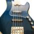 Kép 2/5 - Cort - GB75JJ-AB 5 húros elektromos basszusgitár vízkék ajándék félkemény tok
