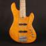 Kép 4/12 - Cort - GB75JJ-AM 5 húros elektromos basszusgitár borostyán ajándék félkemény tok