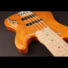 Kép 11/12 - Cort - GB75JJ-AM 5 húros elektromos basszusgitár borostyán ajándék félkemény tok