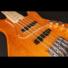 Kép 12/12 - Cort - GB75JJ-AM 5 húros elektromos basszusgitár borostyán ajándék félkemény tok