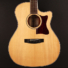 Kép 2/5 - Cort akusztikus gitár Fishman EQ, natúr