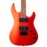 Kép 2/3 - Cort - KX100-IO elektromos gitár rozsdavörös ajándék puhatok