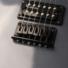 Kép 2/6 - Cort - KX100-MA elektromos gitár hamuszürke ajándék puhatok