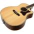 Kép 3/11 - Cort akusztikus gitár Fishman EQ, matt natúr