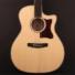 Kép 7/11 - Cort akusztikus gitár Fishman EQ, matt natúr