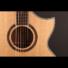 Kép 2/10 - Cort akusztikus bariton gitár, matt natúr