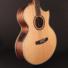 Kép 4/10 - Cort akusztikus bariton gitár, matt natúr