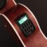 Kép 5/8 - Cort - GA-MEDX-12-OP 12-húros akusztikus gitár elektronikával natúr ajándék húrtisztító