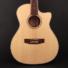 Kép 8/8 - Cort - GA-MEDX-12-OP 12-húros akusztikus gitár elektronikával natúr ajándék húrtisztító