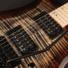 Kép 2/4 - Cort - X300-BRB elektromos gitár barna burst ajándék félkemény tok