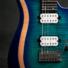Kép 2/11 - Cort - Co-X700-Duality-LBB elektromos gitár kék burst ajándék tokkal