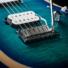 Kép 3/11 - Cort - Co-X700-Duality-LBB elektromos gitár kék burst ajándék tokkal
