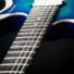 Kép 5/11 - Cort - Co-X700-Duality-LBB elektromos gitár kék burst ajándék tokkal
