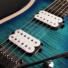 Kép 8/11 - Cort - Co-X700-Duality-LBB elektromos gitár kék burst ajándék tokkal