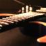 Kép 9/11 - Cort - Co-X700-Duality-LBB elektromos gitár kék burst ajándék tokkal