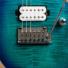 Kép 10/11 - Cort - Co-X700-Duality-LBB elektromos gitár kék burst ajándék tokkal