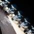 Kép 11/11 - Cort - Co-X700-Duality-LBB elektromos gitár kék burst ajándék tokkal