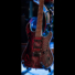 Kép 5/10 - Cort - Co-KX300-Etched-EBR el.gitár, vörös-fekete