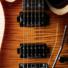 Kép 8/12 - Cort - Co-X700-Duality-AVB with bag elektromos gitár, antik vintage burst tokkal