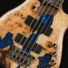 Kép 7/8 - Cort - Co-Persona5-BLRB with bag el.basszusgitár, nyárfa test kék műgyanta betéttel ajándék tok