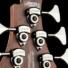 Kép 8/8 - Cort - Co-Persona5-BLRB with bag el.basszusgitár, nyárfa test kék műgyanta betéttel ajándék tok