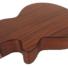 Kép 5/11 - Cort - CEC-3-NS Klasszikus gitár elektronikával matt natúr ajándék puhatok