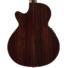 Kép 3/9 - Cort - CEC-7-NAT Klasszikus gitár elektronikával natúr ajándék félkemény tok