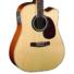 Kép 3/7 - Cort akusztikus gitár elektronikával, Fishman EQ, natúr