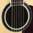 Kép 6/7 - Cort akusztikus gitár elektronikával, Fishman EQ, natúr
