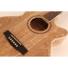 Kép 4/10 - Cort akusztikus gitár EQ-val, Ash Burl, natúr