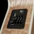 Kép 7/10 - Cort akusztikus gitár EQ-val, Ash Burl, natúr