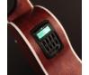 Cort - GA-MEDX-12-OP 12-húros akusztikus gitár elektronikával natúr, elektronika
