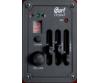Cort - AD810E-BKS akusztikus gitár elektronikával matt fekete, elektronika