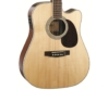 Cort - MR710F-PF-NAT Akusztikus gitár elektronikával natúr, test