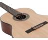 Dimavery - AC-320 Klasszikus gitár, natúr színben, fedlap