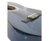 Dimavery - AC-303 1/2-es klasszikus gitár kék színben, fedlap