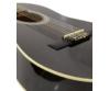 Dimavery - AC-303 3/4-es klasszikus gitár fekete színben, fedlap