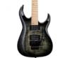Cort - X300-GRB elektromos gitár szürke burst ajándék félkemény tok
