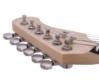 Dimavery - J-350 elektromos gitár 1/2 méret piros
